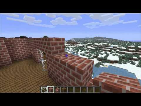Minecraft Mod Review Wintercraft Mod 1.6.4