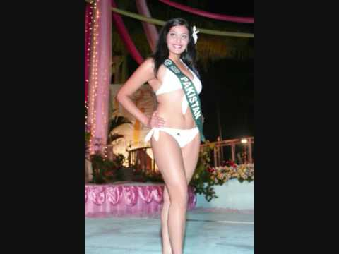 Miss Pakistan World Bikinis Part 2