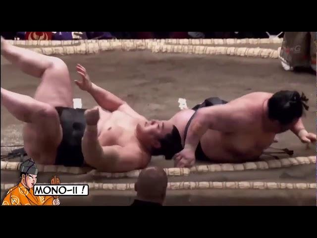 Торинаоси - повторный поединок в сумо