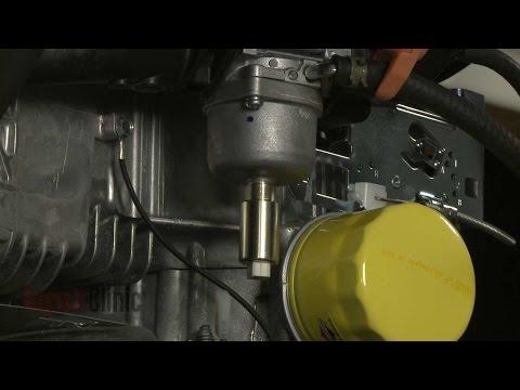 Fuel Shutoff Solenoid - Briggs and Stratton Engine 331977-0010-G1