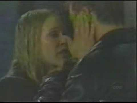 Jason And Courtney's First Kiss