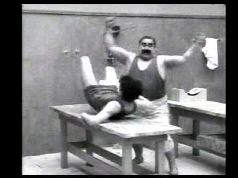 Charlie Chaplin In 'physiotherapy'  Presented By Balwant Gurunay.wmv video