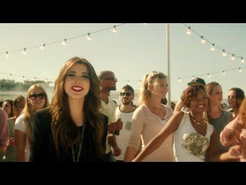 شجع حلمك - نانسي عجرم و شاب خالد Nancy Ajram Feat Cheb Khaled - Shajea Helmak video