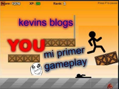 MI PRIMER GAMEPLAY-jueves de gameplays-KEVINS BLOGS
