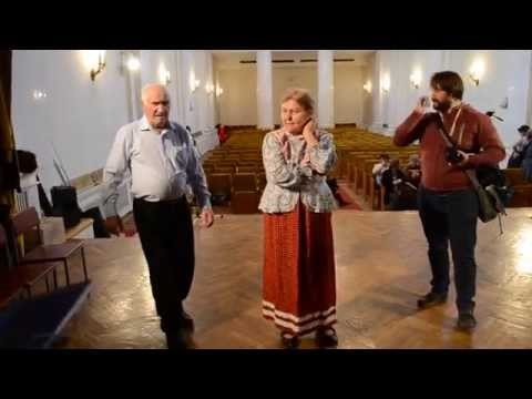 Казачья лезгинка мастер класс - Фризона Брно