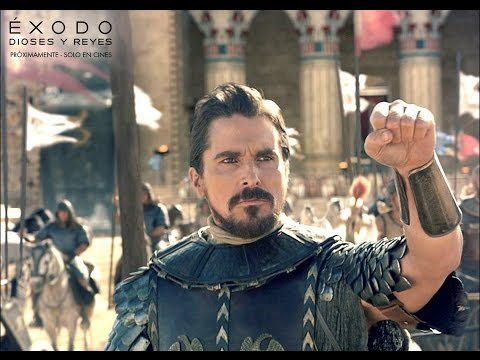 EXODUS: DIOSES Y REYES | Nuevo Tráiler | 5 de Diciembre en cines