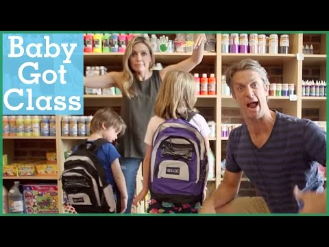 Baby Got Class -- A back to school parody