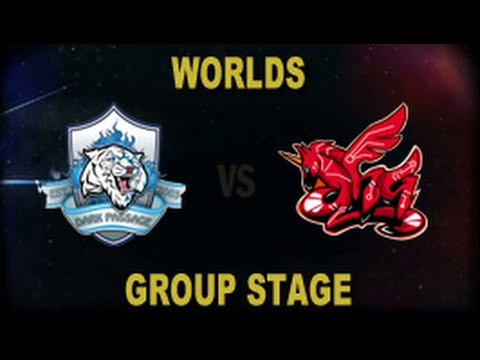 DP vs AHQ - 2014 World Championship Groups A and B D1G3