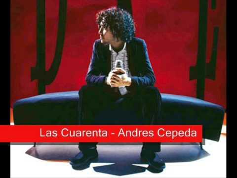Andres Cepeda - Las Cuarenta