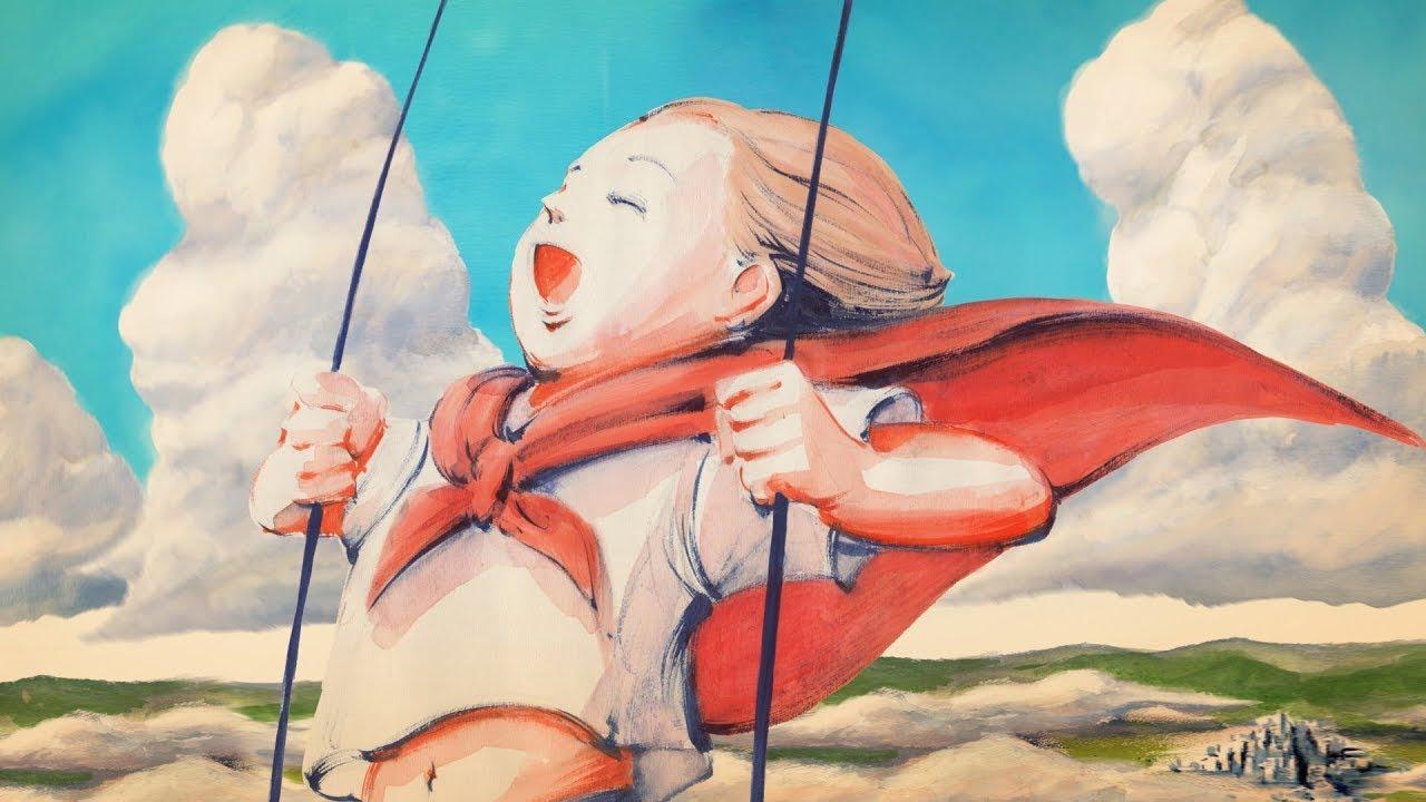 """米津玄師 - """"パプリカ""""のアニメーションMVを公開 (アニメーション: 加藤隆) thm Music info Clip"""