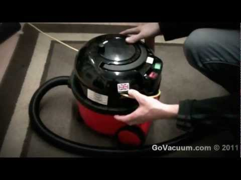 Numatic Henry HVR200A HVR200 22 Vacuum Cleaner Review & Testimonial Hetty James George Harry Charles