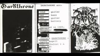 Watch Darkthrone The Watchtower video
