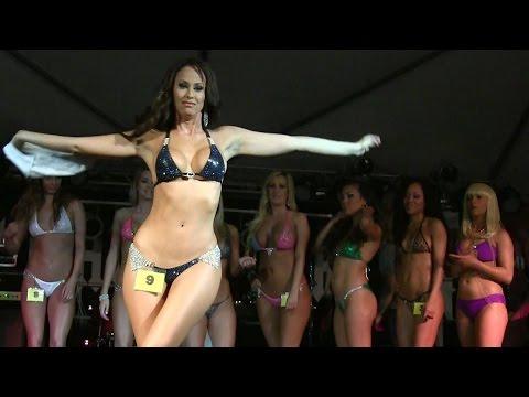 Fireball Models Bikini Contest - Daytona Bike Week 2015