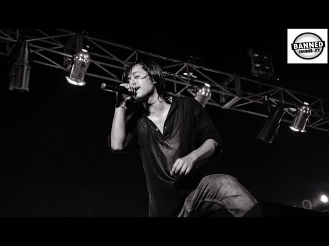 Banned Frequency!   Zara Si   Live at National Institute of Technology Durgapur   Recstacy 2016