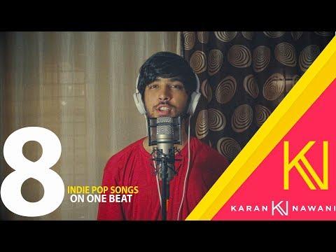 8 SONGS ON 1 BEAT I Maine Payal Hai Chhankai(Nostalgia Mashup) I Karan Nawani