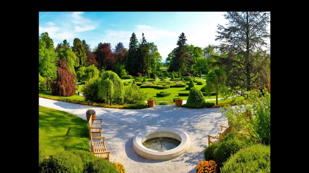 Jardines cl sicos del mundo hd 3d arte y jardiner a for Diseno de jardines rectangulares