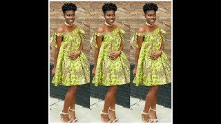 How To Make A Simple Circle Short Dress