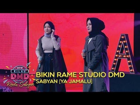 Download BIKIN RAME Studio DMD Sabyan YA JAMALU - DMD Rindu Sabyan 20/11 Mp4 baru