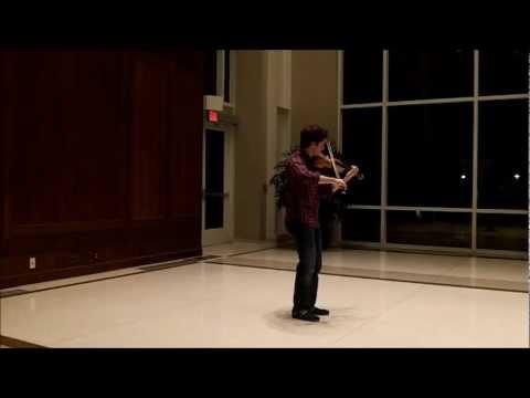 Tullochgorum/Paresis/Green Mountain - Taylor Morris, fiddle