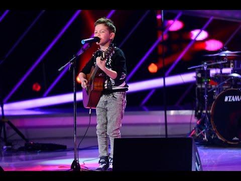 Jake McKenchnie, medley de excepție, la Next Star!
