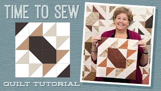 """Make a """"Time to Sew"""" Quilt with Jenny!"""