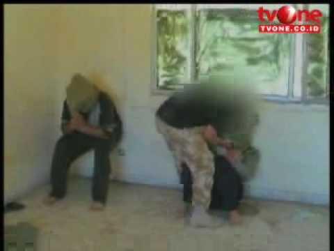 Penyiksaan Tahanan Irak oleh Tentara Inggris