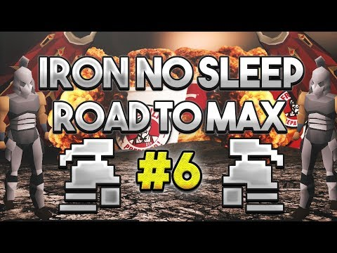 Iron No Sleep - Road To Max #6