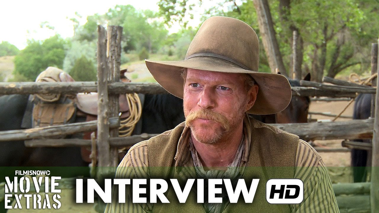 Jane Got A Gun (2016) Behind the Scenes Movie Interview - Noah Emmerich is 'Bill Hammond'