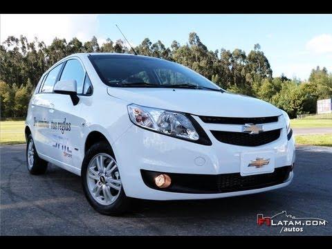 Nuevo Chevrolet Sail Sport en Colombia - Lanzamiento Oficial