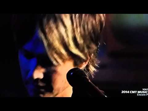 Keith Urban Cop Car Cmt Music Awards 2014 video