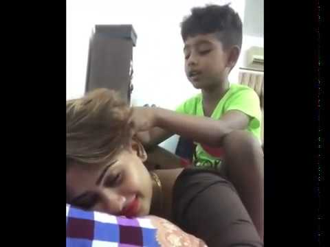 Hot Indian M@M with big boobs who is she 2018 thumbnail