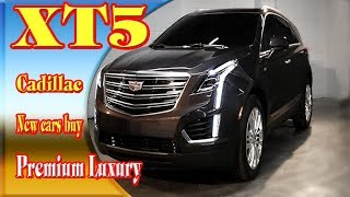 2018 cadillac xt5 premium luxury | 2018 cadillac xt5 changes | 2018 cadillac xt5 release date