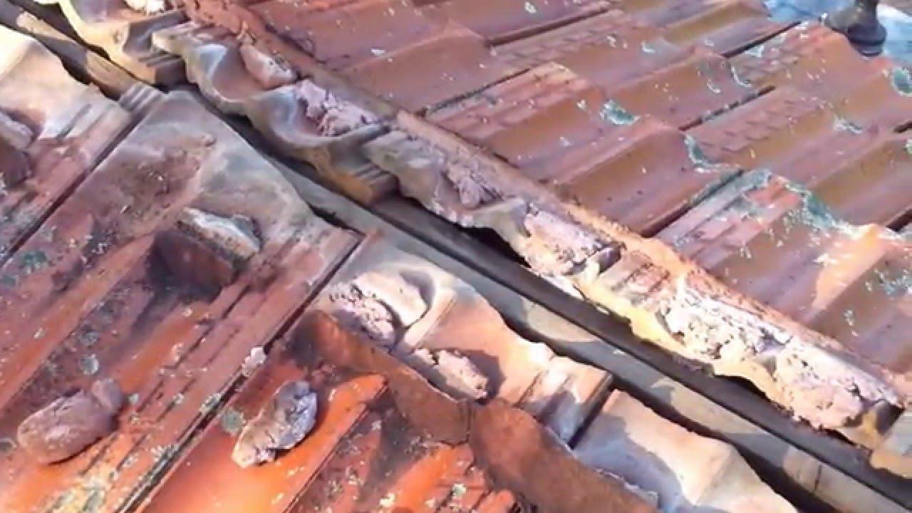 Sydney Western Suburbs Roofing Repair Leaking Ridge
