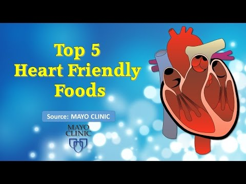 Top 5 Cholesterol Lowering Foods