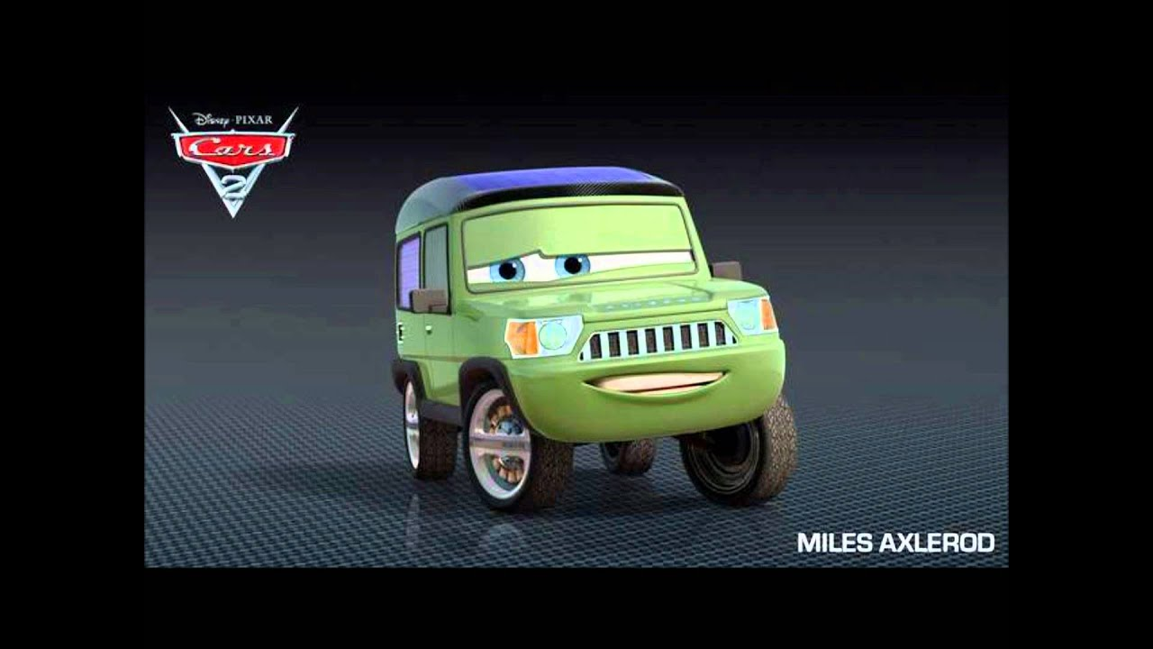 Cars  Film Youtube