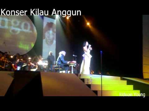 Anggun -  Eternal (Berkilaulah) at Konser Kilau Anggun