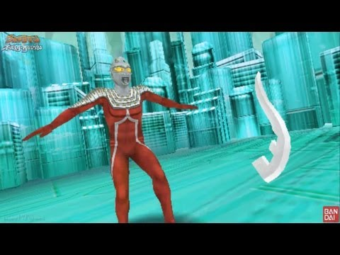 Ultraman All Star Chronicle Story 19 ★Play PSP ウルトラマンオールスタークロニクル