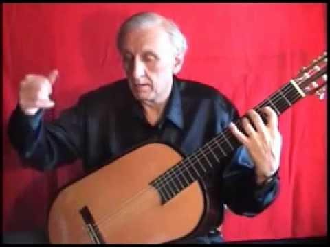 Abel Carlevaro - Milonga Oriental - César Amaro guitarra