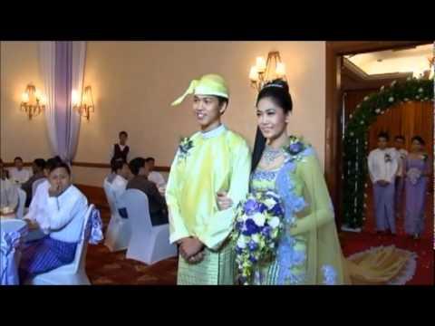Nay & May Wedding Song By Nwe Yin Win  ႏြဲ႕ယဥ္ဝင္း ဒီအခ်ိန္ကစ video