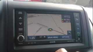 HOW TO USE THE NAVIGATION SYSTEM ON A VOLKSWAGON