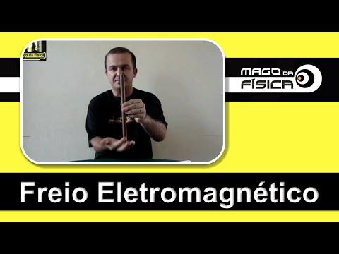 Mago da Física - Freio Eletromagnético (Leis de Faraday e Lenz) Music Videos