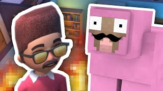 PINK SHEEP IS THE NEXT PEWDIEPIE?? | Youtubers Life
