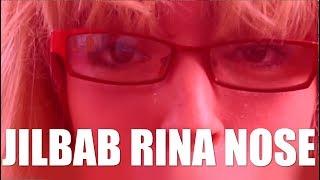 Rina Lepas Jilbab, yang Lain Pencitraan.