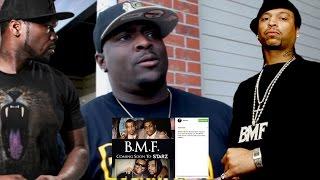 Hot Boy$ Turk on 50 Cent, Big Meech Doing Business. Power Series. BMF Days   JordanTowerNews