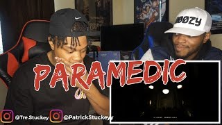 Black Panther The Album: Paramedic! - REACTION