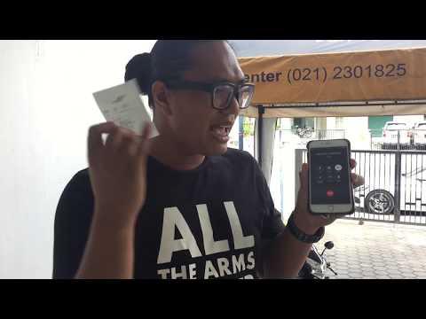 Penipu E-cash Yang Berakhir Di Maki Maki Lalu Di Ceramahin Oleh Junaidi Karo Karo