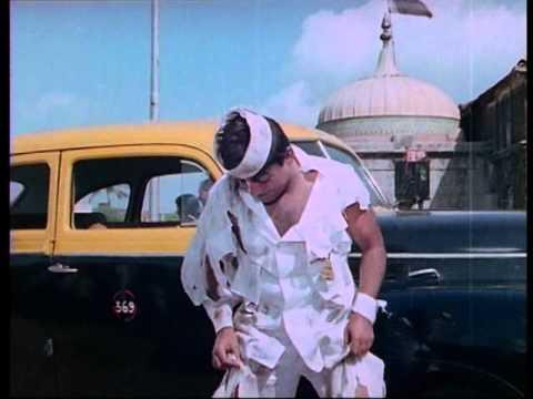 Sadhu Aur Shaitaan - Maro Maro - Mahmood - Bollywood Comedy...