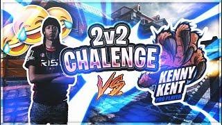 Avexys vs Kenny Kent (CRAZY 2v2!!) - Gears Of War 4
