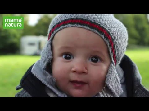 "mama natura® ""making of"" outdoor - Natural health for children and babies"