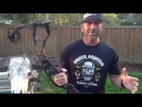 Bid on Cam's Hoyt Faktor 30 for Rick Carone